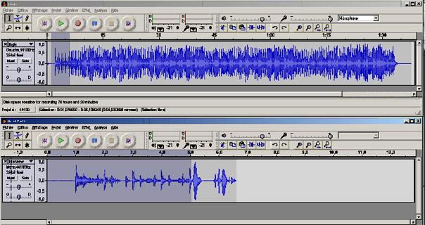 En directo mes activit s unit 6 activit 2 enregistrement lire un conte - Couper un fichier audio en ligne ...